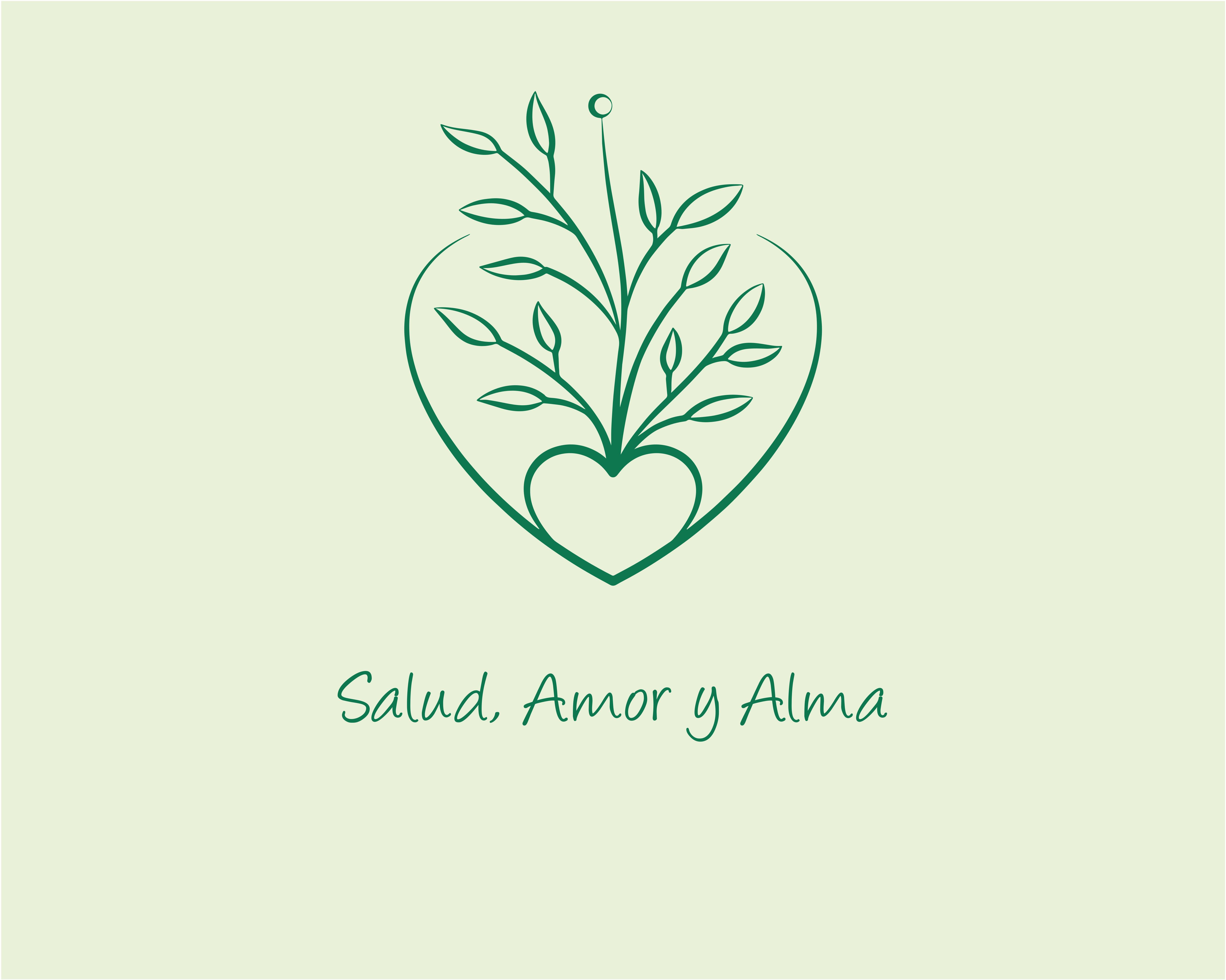 SALUD, AMOR Y ALMA